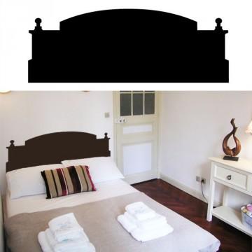 stickers t te de lit france stickers. Black Bedroom Furniture Sets. Home Design Ideas