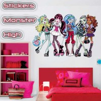 Stickers Monster High 3