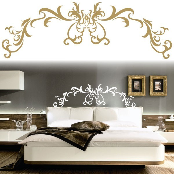 sticker t te de lit france stickers. Black Bedroom Furniture Sets. Home Design Ideas