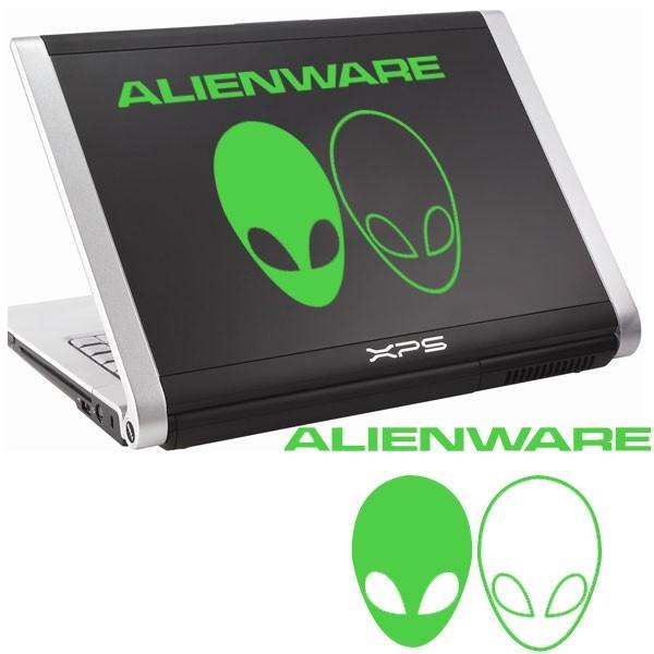 Stickers autocollant alienware pas cher france for Converse logo interieur ou exterieur