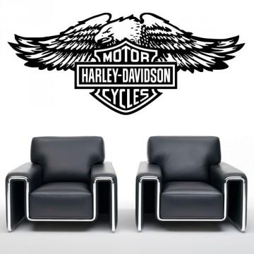 Davidson Aigle France ¸¸ Sticker · Stickers · Harley ¸¸ UEaxq5