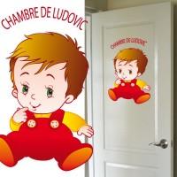 Petit garçon (prenom personnalisable)