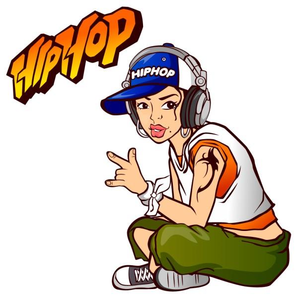 Chambre Fille Hip Hop : Stickers autocollant ado hip hop pas cher · ¸¸ france