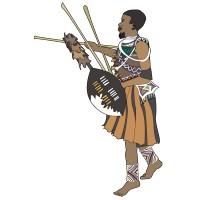 Guerrier Africain