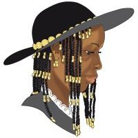 Visage de Femme Africaine