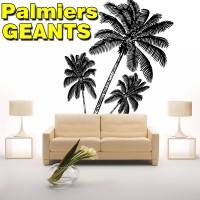 Palmiers Géants