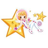 Manga Fille Étoile