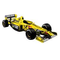 Voiture de Sport F1 Jordan