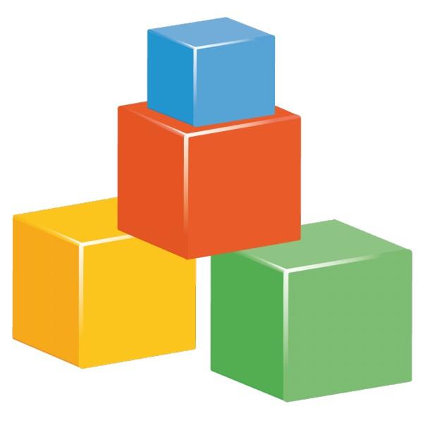 sticker jeu de cube france stickers. Black Bedroom Furniture Sets. Home Design Ideas