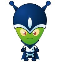 Petit Homme bleu