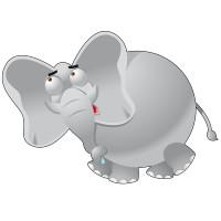 Éléphant Rigolo 2