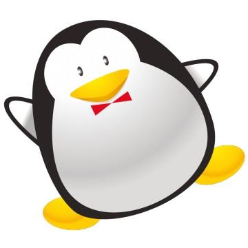 stickers Pingouin 2