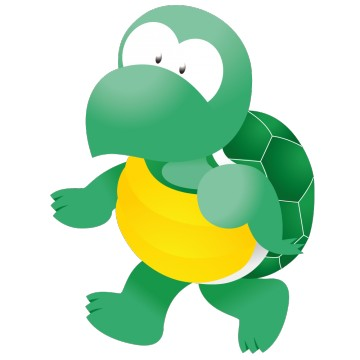 Stickers Tortue 1
