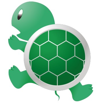 Stickers Tortue 2