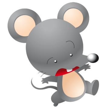 Stickers Rat 1