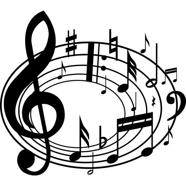 sticker partition de musique pas cher 183184184 france stickers