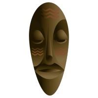 Masque Africain 8