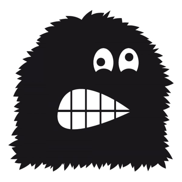 Sticker monstre rigolo france stickers - Images de monstres rigolos ...