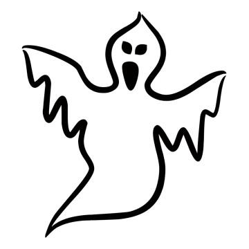 stickers Fantôme