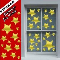 Planche Étoiles de Noël 2