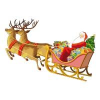 Traineau du Père Noël 5