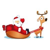 Traineau du Père Noël 7