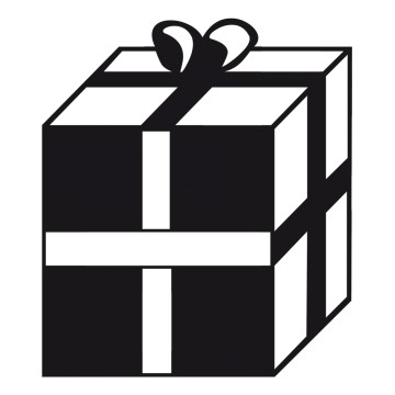 Stickers Cadeau de Noël 5