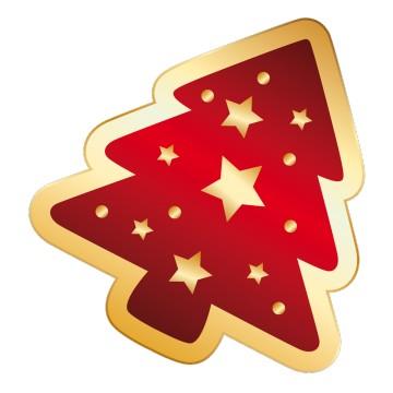 Stickers Sapin de Noël  4