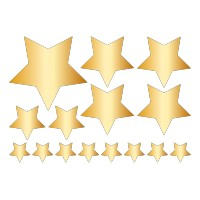 Planche Étoiles de Noël  3