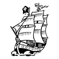 Bateau de Pirate 3