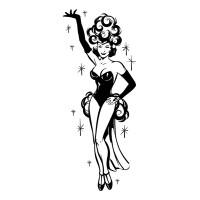 Danseuse de Cabaret 1
