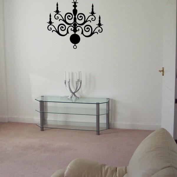 stickers lustre baroque pas cher france stickers. Black Bedroom Furniture Sets. Home Design Ideas