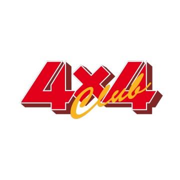 stickers 4x4 Club