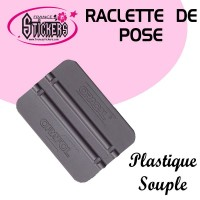 Raclette de pose grise pour Stickers et Autocollants