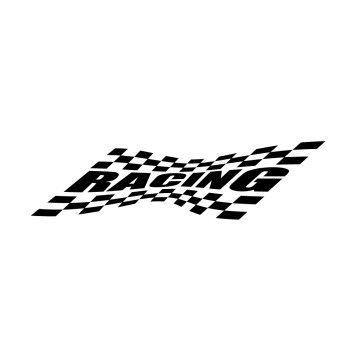 Sticker Tuning Racing n°2