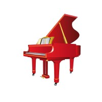 Stickers Piano 2