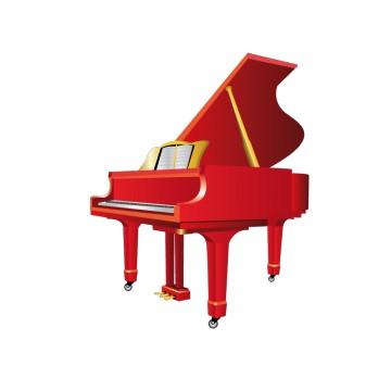 Stickers Piano 2