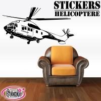 Stickers Autocollants Hélicoptère 4