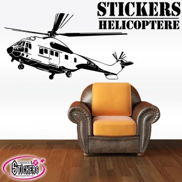 stickers Hélicoptère 4