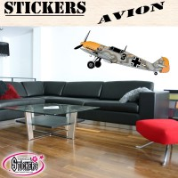 Stickers Autocollants Avion 2