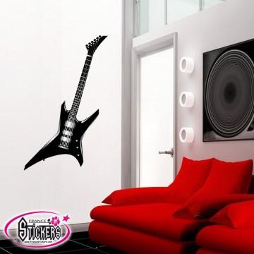 Stickers Guitare Électrique 2