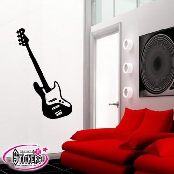 Stickers Guitare Électrique 3