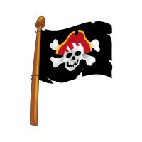 Drapeau de Pirate 2