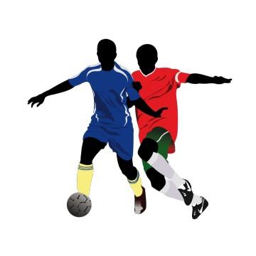 Stickers Footballeurs