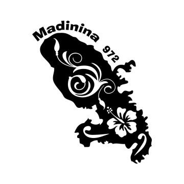 Stickers Madinina 972