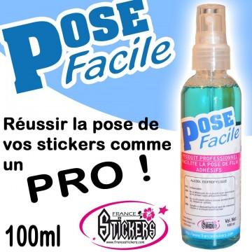 Pose Facile - Produit qui facilite la pose des Stickers