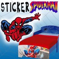stickers Spiderman  4