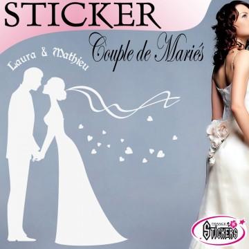 stickers Mariés sm3
