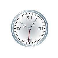 Stickers Horloge 3