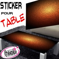 Stickers pour Table 005